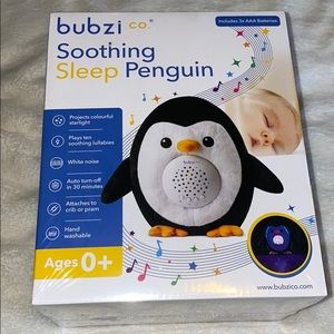 Soothing Sleep Penguin